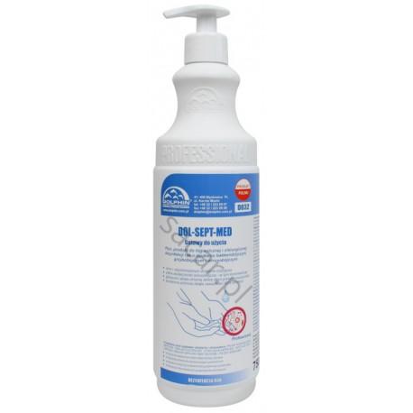 DOL-SEPT-MED płyn do dezynfekcji rąk 750ml