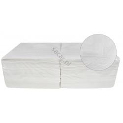 Serwetki gastronomiczne białe 2W 33x33 cm A'200