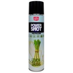 POWER SHOT neutralizator zapachów lemon grass