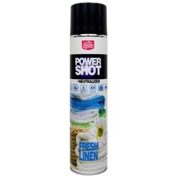 POWER SHOT neutralizator zapachów fresh linen