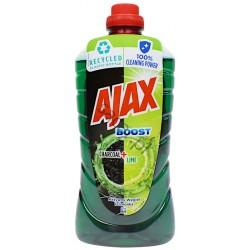AJAX płyn 1L Boost charcoal czarny