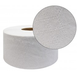 Papier toal. JUMBO 185 szary A'12