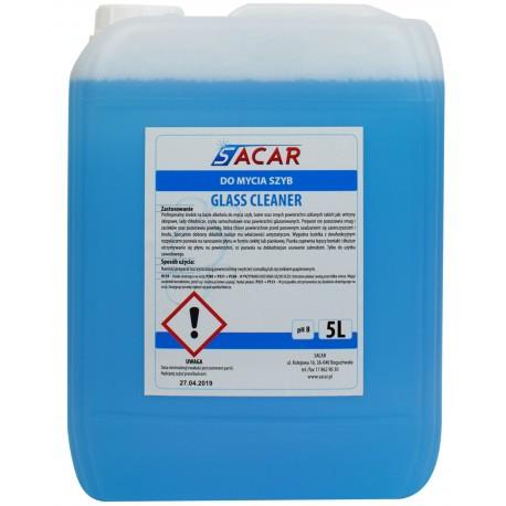 GLASS Cleaner płyn do mycia szyb 5l
