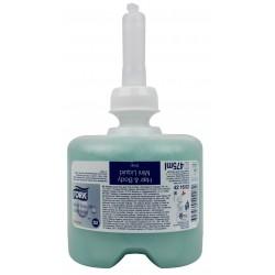 TORK S2 Premium mydło w płynie mini niebieskie