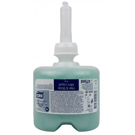 TORK Premium mydło w płynie mini niebieskie