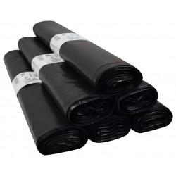 Worki 240l LDPE 10szt czarne