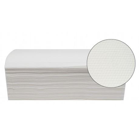 Ręczniki ZZ biały 1W celuloza 4000szt