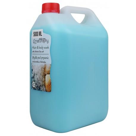 Mydło pod prysznic NATURAPHY 5l niebieskie