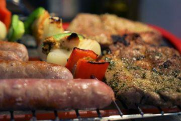 Jakie środki do czyszczenia grilla