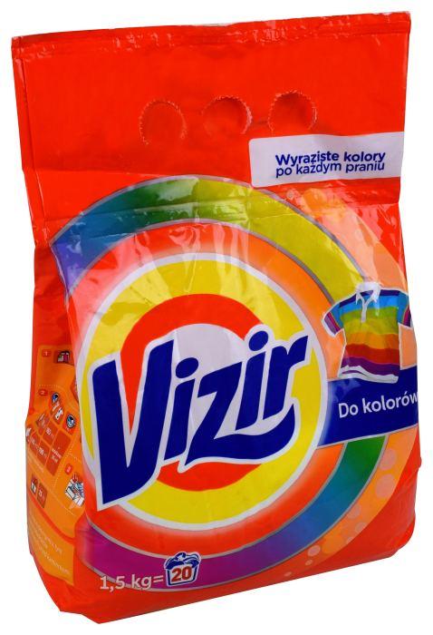 Proszek do prania Vizir Color