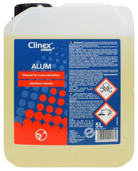 Clinex Expert+ ALUM 5L do mycia aluminium