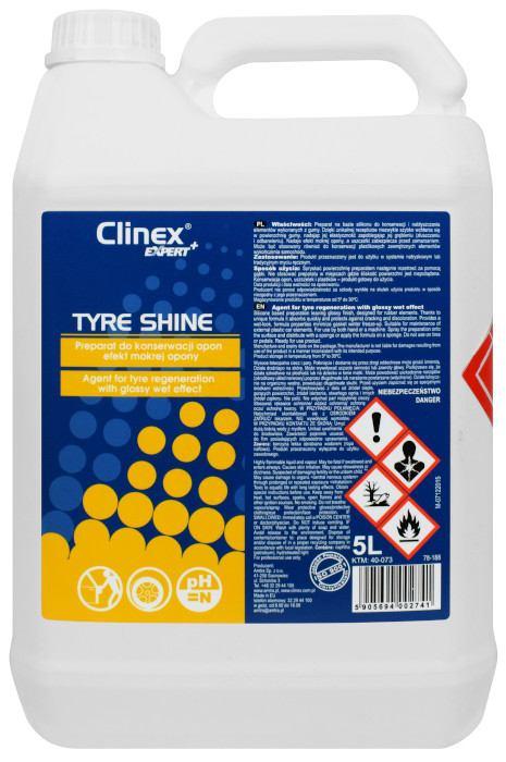 Clinex Expert+ Tyre Shine