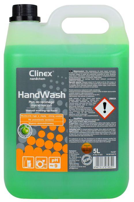 Płyn do mycia naczyń Clinex Handwash