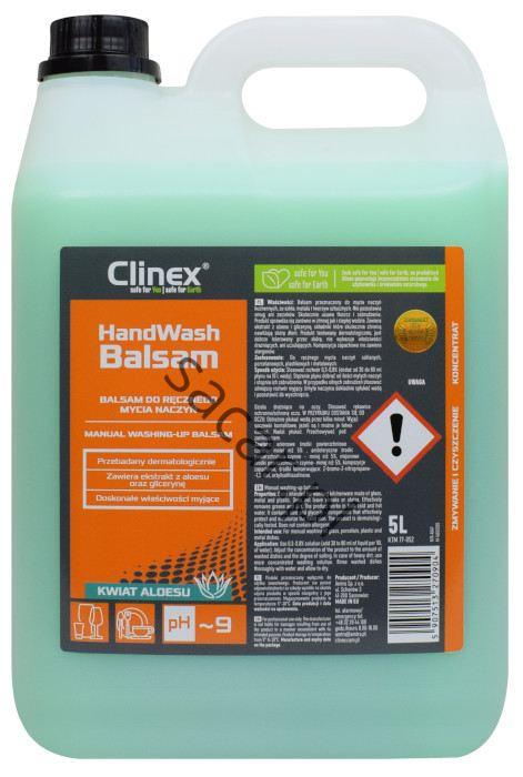 Clinex Balsam Handwash 5l