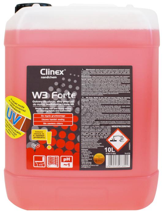 Clinex W3 Forte 10l