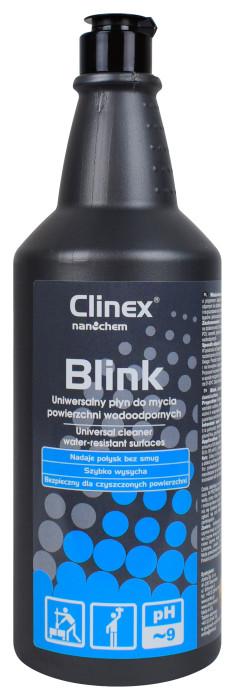 Uniwersalny płyn do podłóg clinex blink 1l