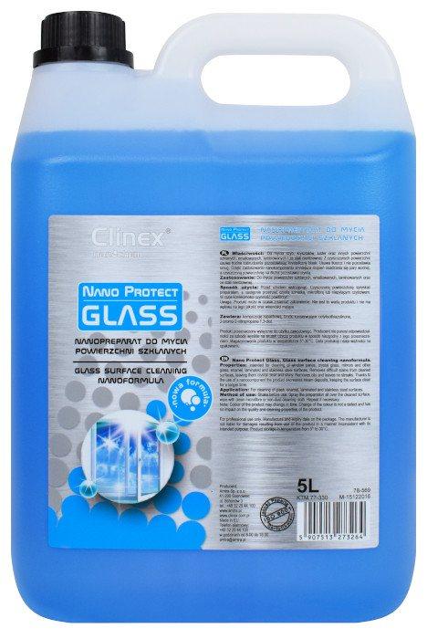 Clinex Nano Protect Glass 5L