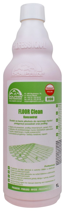 Dolphin Floor Clean 1l