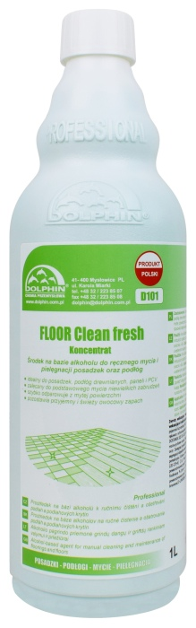 Dolphin Floor Clean Fresh 1l