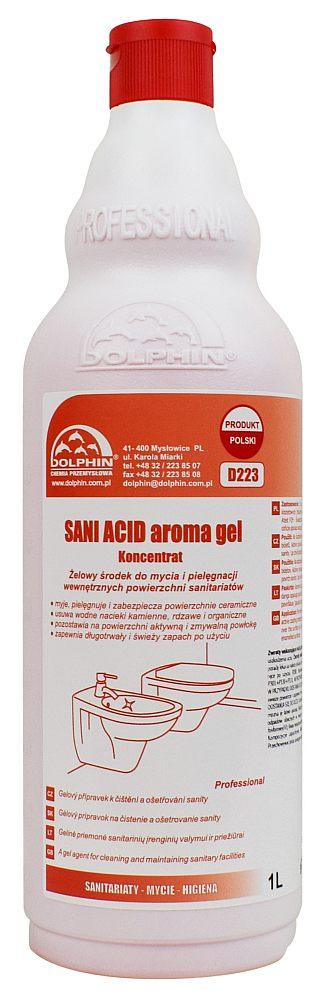 Sani Acid aroma gel