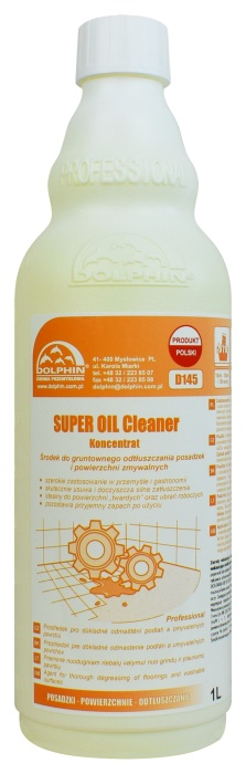 Dolphin Super Oil Cleaner 1L