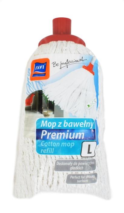 Mop sznurkowy Ravi Premium L