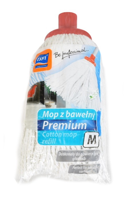 Mop sznurkowy Ravi Premium M
