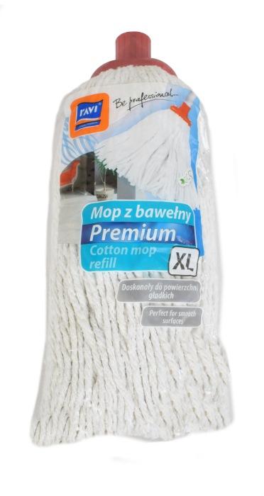 Mop sznurkowy Ravi Premium XL