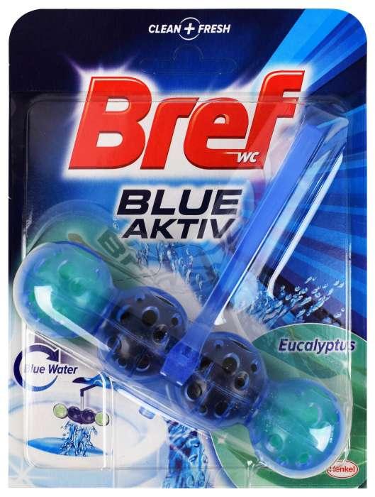 Kostka do wc Bref Blue Aktiv eucalyptus