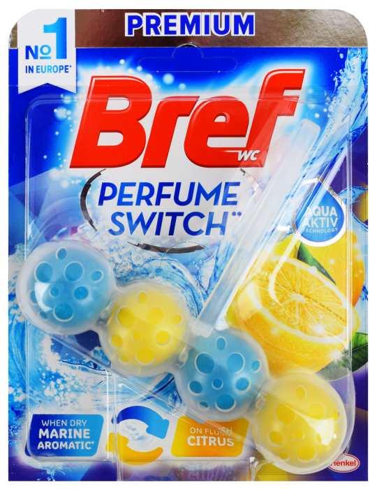 Kostka toaletowa Bref Perfume Switch