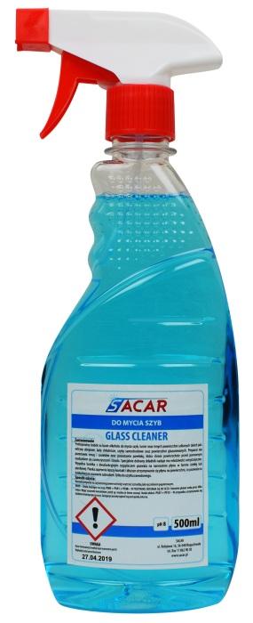SACAR Glass Cleaner 500ml