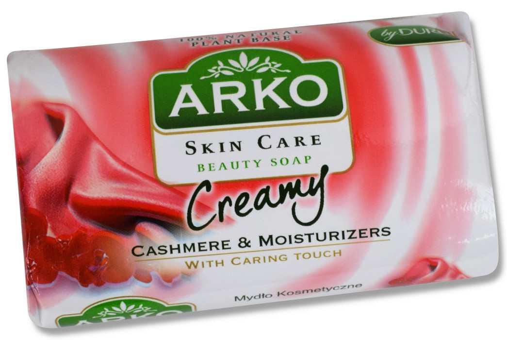 ARKO Kaszmirowe mydło w kostce
