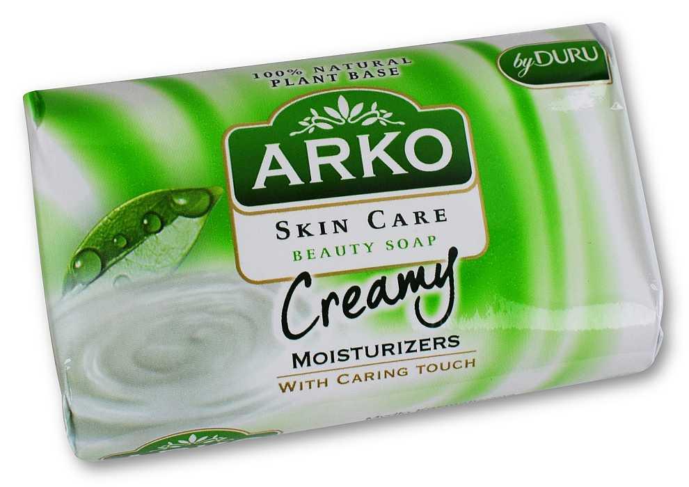 ARKO Kremowe mydło w kostce