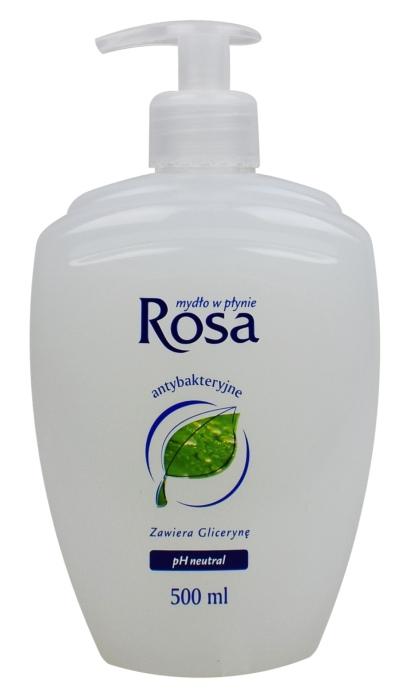 Mydło Rosa Bezbarwne