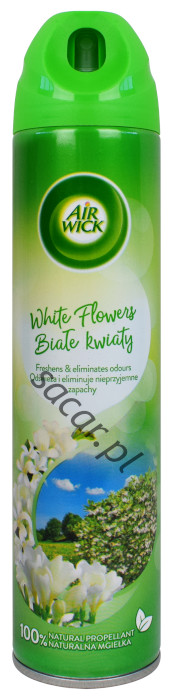 AirWick White Flowers Białe kwiaty 240ml