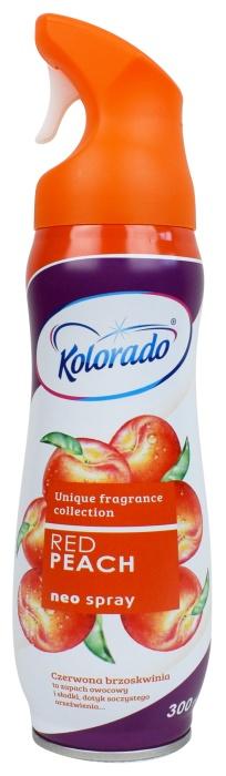 Odświeżacz powietrza w sprayu Kolorado Red Peach