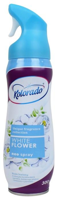 Odświeżacz powietrza w sprayu Kolorado White Flower