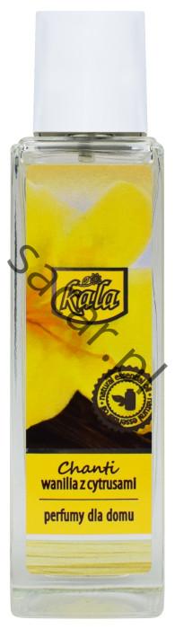 Olejek zapachowy Kala chanti wanilia z cytrusem 100ml
