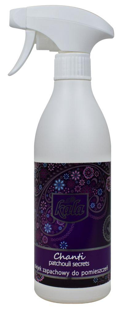 Skoncentrowany olejek zapachowy Kala Chanti pachouli Secrets 500ml