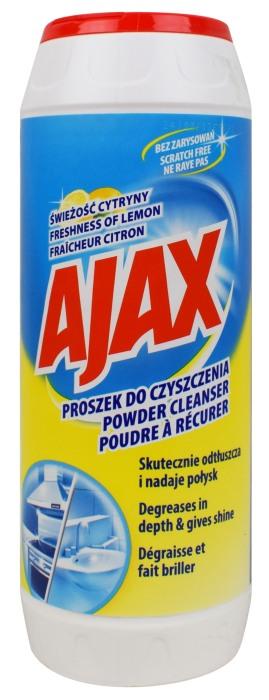 Ajax - Proszek do czyszczenia
