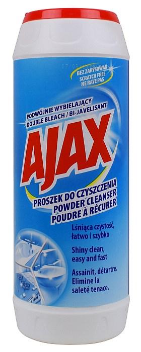 Ajax proszek do czyszczenia, podwójne wybielanie