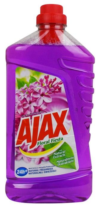 Płyn ajax kwiaty bzu