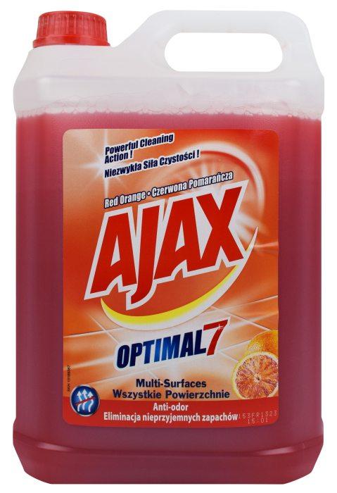 Ajax Czerwona Pomarańcza 5L