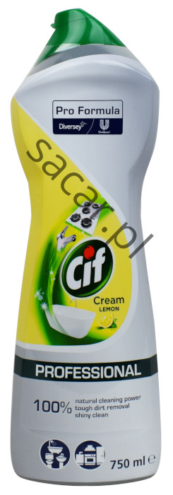 Cif Citrus 750ml