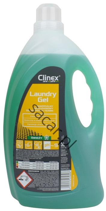 Clinex Laundry żel 3l