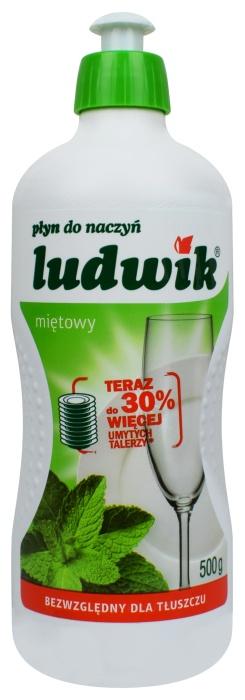 Płyn do naczyń Ludwik 500g