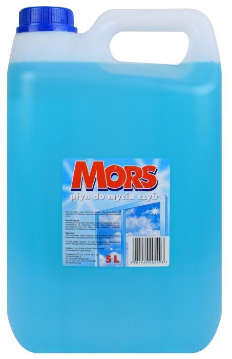 Płyn do mycia szyb MORS