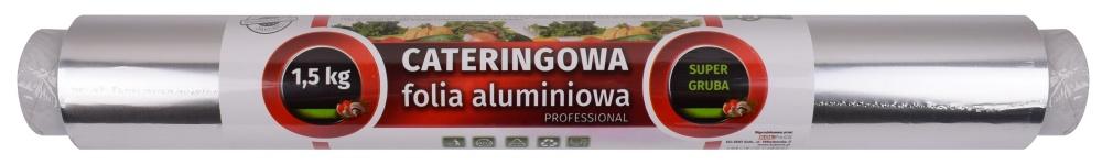 Folia Aluminiowa Cateringowa