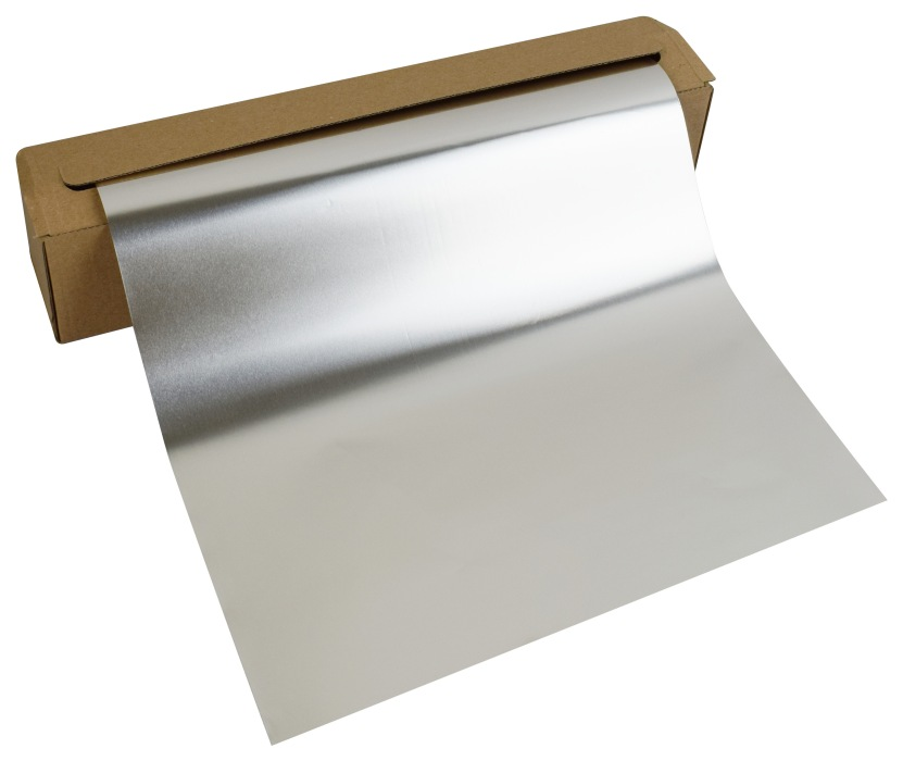 Folia aluminiowa karton
