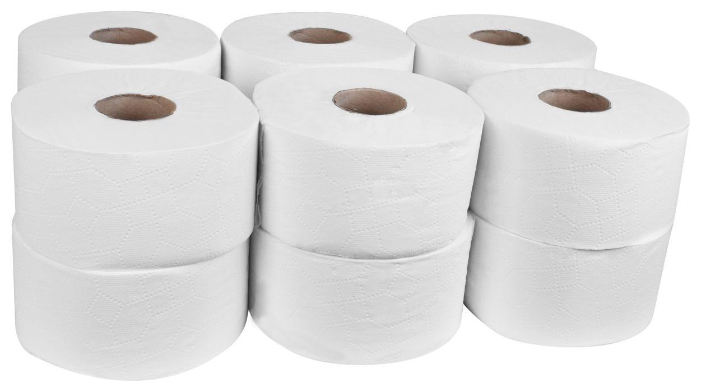 Papier toal. JUMBO 18 VELIS celuloza 12szt.